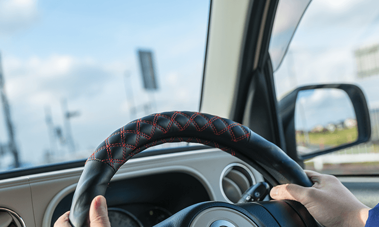 経験豊富なドライバー