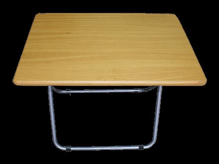 木製折りたたみテーブル